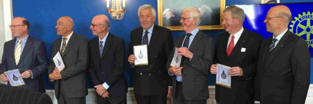 R7 : Senior Rotary Clubs in the major European capitals