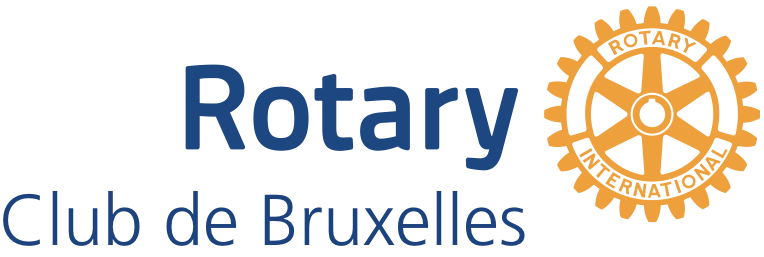 Rotary Club de Bruxelles -  the largest club in Belgium